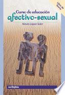 libro Curso De Educación Afectivo Sexual