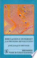 libro Educación E Internet