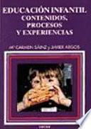 libro Educación Infantil