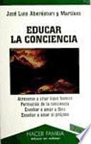 libro Educar La Conciencia