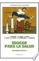 libro Educar Para La Salud