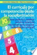 libro El CurrÍculo Por Competencias Desde La SocioformaciÓn