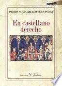 libro En Castellano Derecho