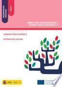 libro Enseñanzas Iniciales: Nivel I. Ámbito De Comunicación Y Competencia Matemática. Lengua Castellana 2. Estamos En Antena
