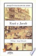 libro Esaú Y Jacob