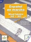 libro Español En Marcha Básico Alumno