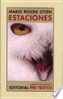 libro Estaciones