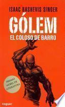 libro Gólem, El Coloso De Barro