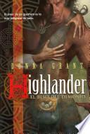 libro Higlander El Beso Del Demonio / Dangerous Highlander