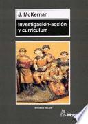 libro Investigación Acción Y Curriculum