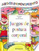 libro Juegos De Postura Corporal