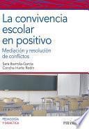 libro La Convivencia Escolar En Positivo
