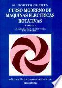 libro La Máquina Eléctrica En General
