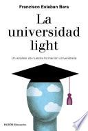 libro La Universidad Light