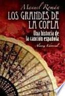 libro Los Grandes De La Copla