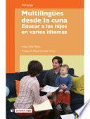 libro Multilingües Desde La Cuna