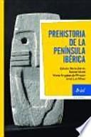 libro Prehistoria De La Península Ibérica