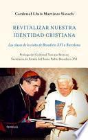 libro Revitalizar Nuestra Identidad Cristiana