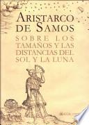libro Sobre Los Tamaños Y Las Distancias Del Sol Y La Luna