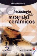 libro Tecnología De Los Materiales Cerámicos