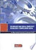 libro Tecnology And Social Complexity = Tecnología Y Complejidad Social