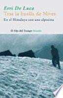 libro Tras La Huella De Nives