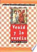 libro Venid Y Lo Veréis. 2