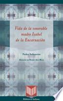 libro Vida De La Venerable Madre Isabel De La Encarnación
