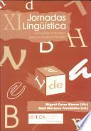 libro Xi Jornadas De Lingüística