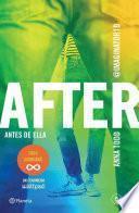 libro After. Antes De Ella
