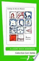libro Allegro Nada Moderato