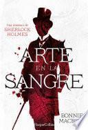 libro Arte En La Sangre
