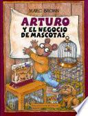 libro Arturo Y El Negocio De Mascotas