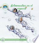 libro Astronautas En El Espacio
