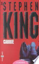 libro Carrie