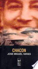 libro Chacón