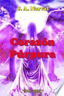 libro Corazón Púrpura