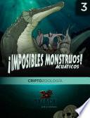 libro Criptozoología Oxlack   Imposibles Monstruos Acuáticos