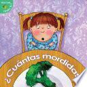 libro Cuantas Mordidas? (how Many Bites?)