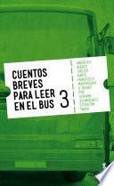 libro Cuentos Breves Para Leer En El Bus 3