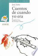 libro Cuentos De Cuando Yo Era
