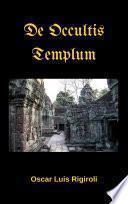 libro De Occultis Templum