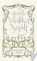 libro Desde Malika Nasli