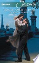 libro Días De Amor En París