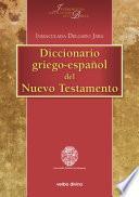 libro Diccionario Griego Español Del Nuevo Testamento