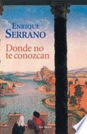 libro Donde No Te Conozcan