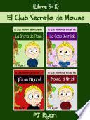 libro El Club Secreto De Mouse Libros 5 8