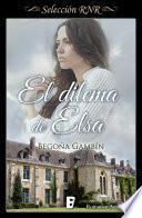 libro El Dilema De Elsa