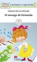 libro El Encargo De Fernanda