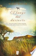 libro El Fuego Del Desierto